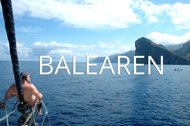 Balearen mit Yacht-Urlaub