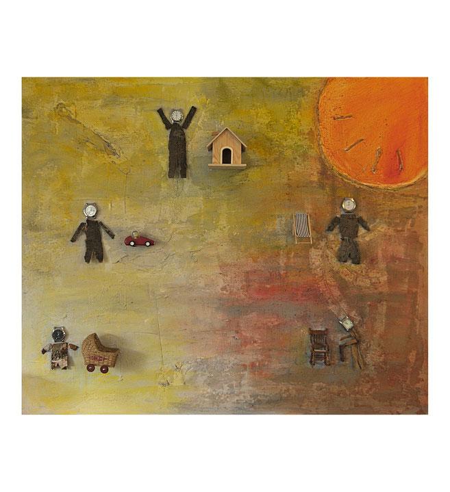 Zeit Ablauf, Zeit, Ablauf  ,  Bild , Gemälde , Kunst , Acryl , Leinwand , arthaus kempen , Kunst , Künstler , Silvia Heimbucher