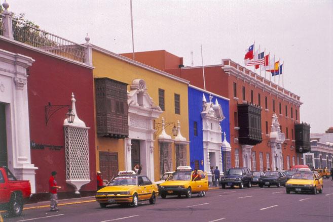 Eine Reise durch Nordperu führt Sie zu unzähligen spannenden Ausgrabungsorten und in freundliche Kolonialstädte, wie Trujillo