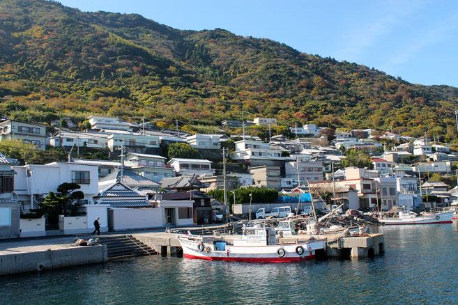 Iwaishima: Seit fast 40 Jahren Insel des Widerstandes gegen das geplante AKW Kaminoseki