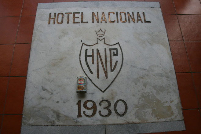 Hotel Nacionalb Cuba Havanna