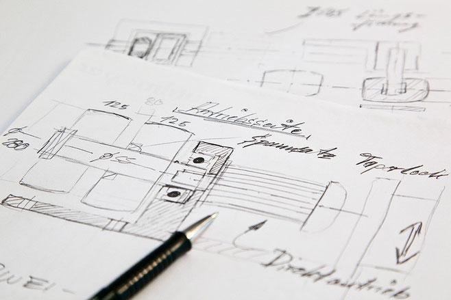 Wir machen Produkte auf Ihren Ideen