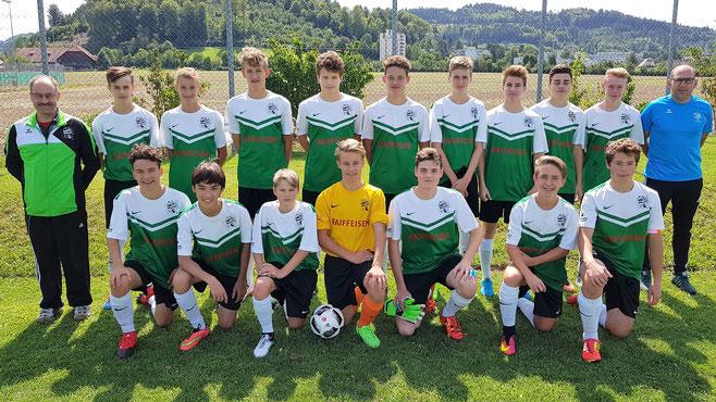 Junioren B FC Reichenbach