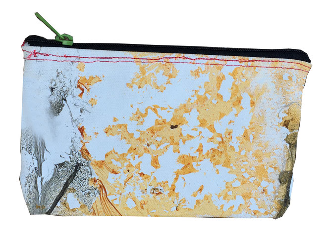 galaxy zipper bag 2 - back