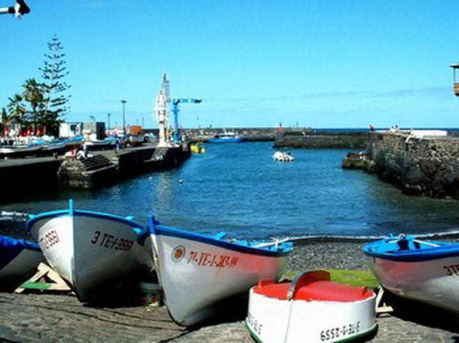 Hafen Puerto de la Cruz
