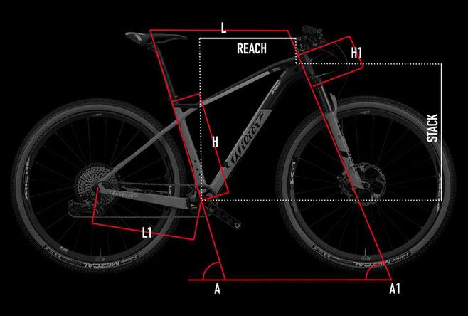 Wilier 110X Geometrie Italian Cycle Experience