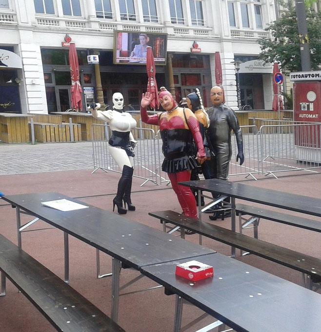 Entdeckt auf dem Kiez in Hamburg St. Pauli