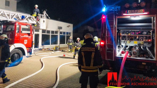 Foto: (Feuerwehr Aschersleben)