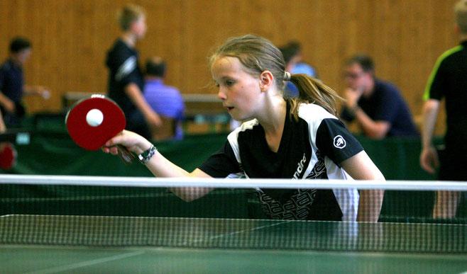Medeea Grozav-Marcu spielt gegen Holzen zum ersten Mal in einer Mannschaft des TuS Sundern