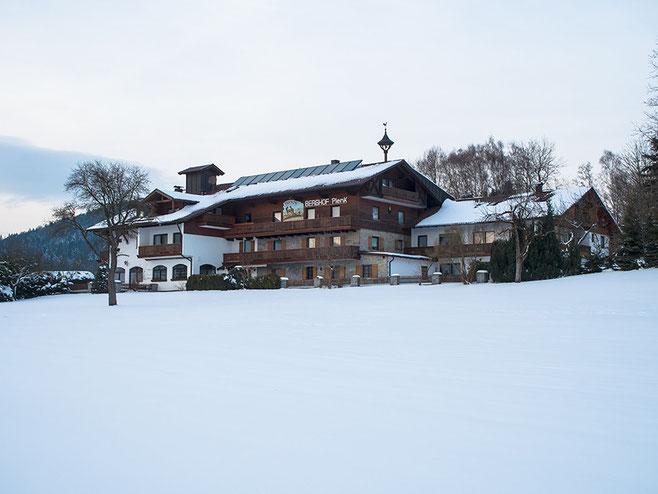 Der Berghof Plenk - eine Pension zum wohlfühlen.
