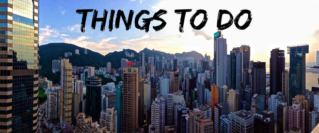 Things to do in Hong Kong, travel blog