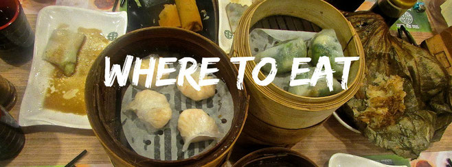 Where to eat in Hong Kong travel blog