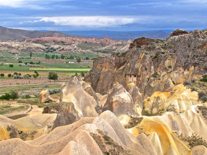 places to visit in Cappadocia