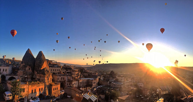 Where To Stay In Goreme Cappadocia Turkey