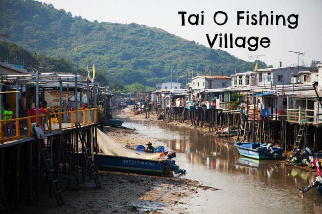 Things to do in Hong Kong: Tai O Fishing village, Lantau