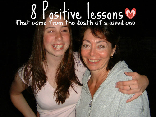 positive lessons of death