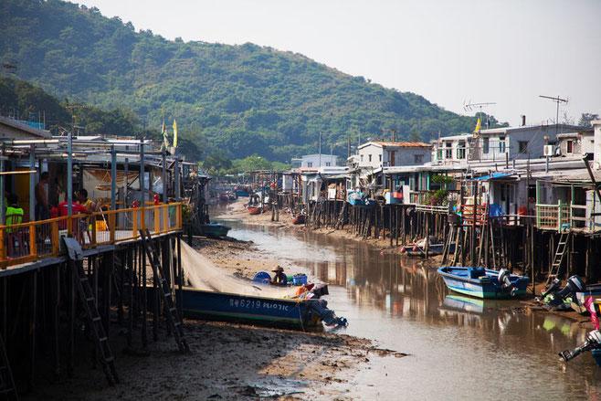 Things To Do In Hong Kong Tai O Fishing Villiage