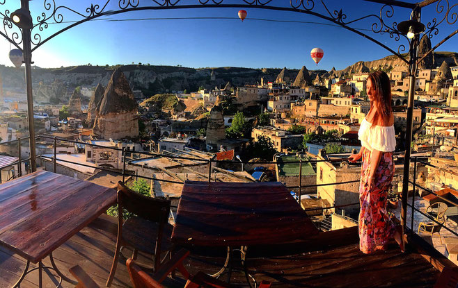 where to stay in Goreme