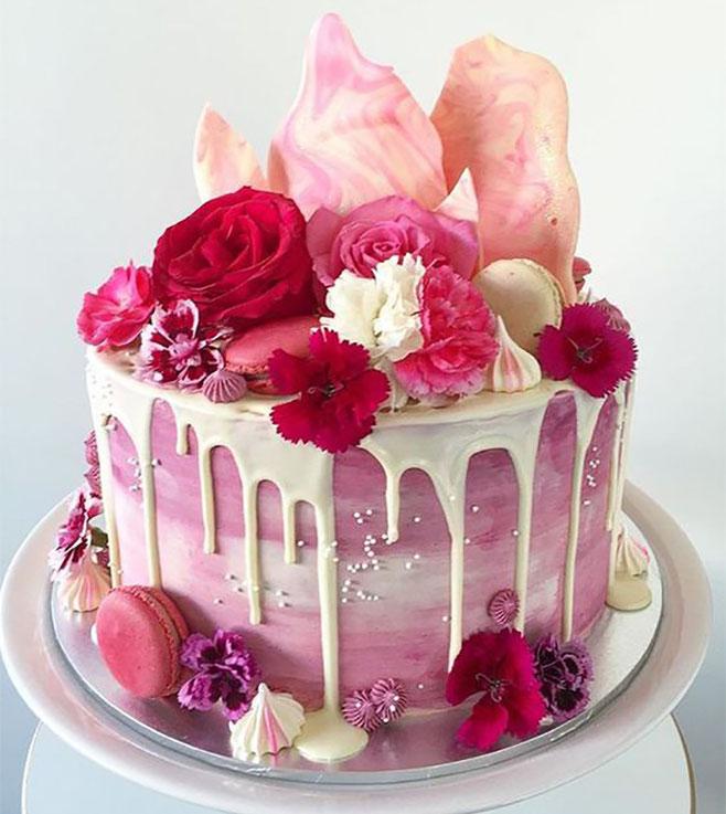 pastel cumpleaños mama