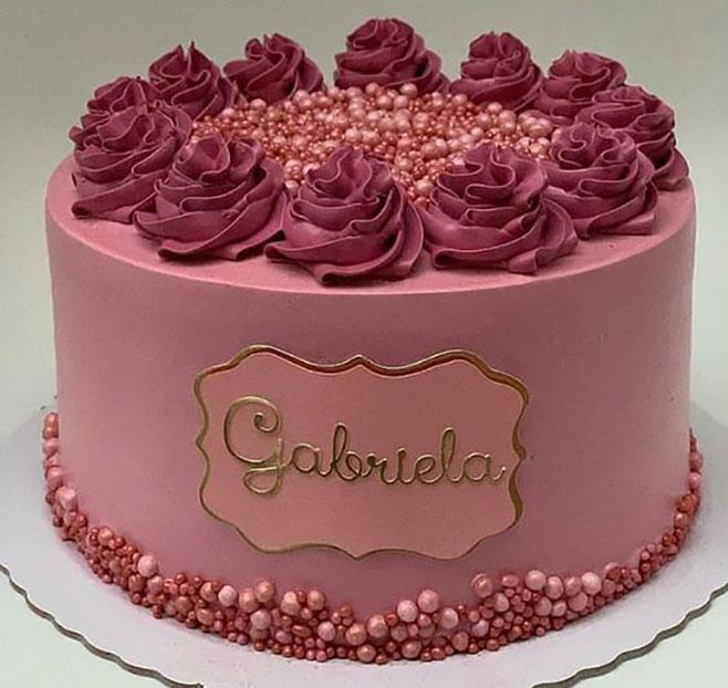 pasteles para mujer