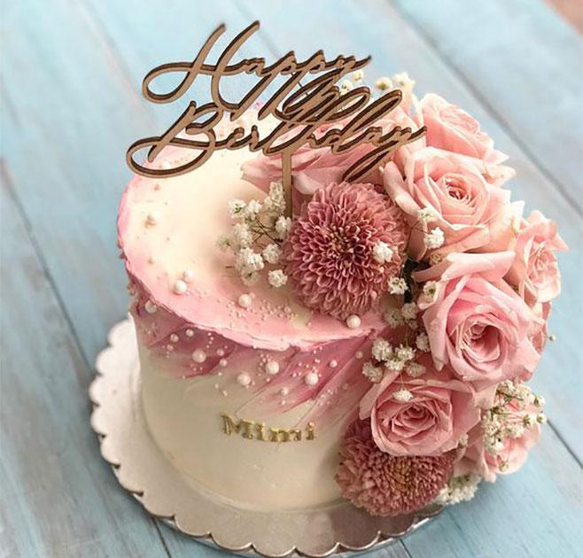 pastel fiesta de mujer