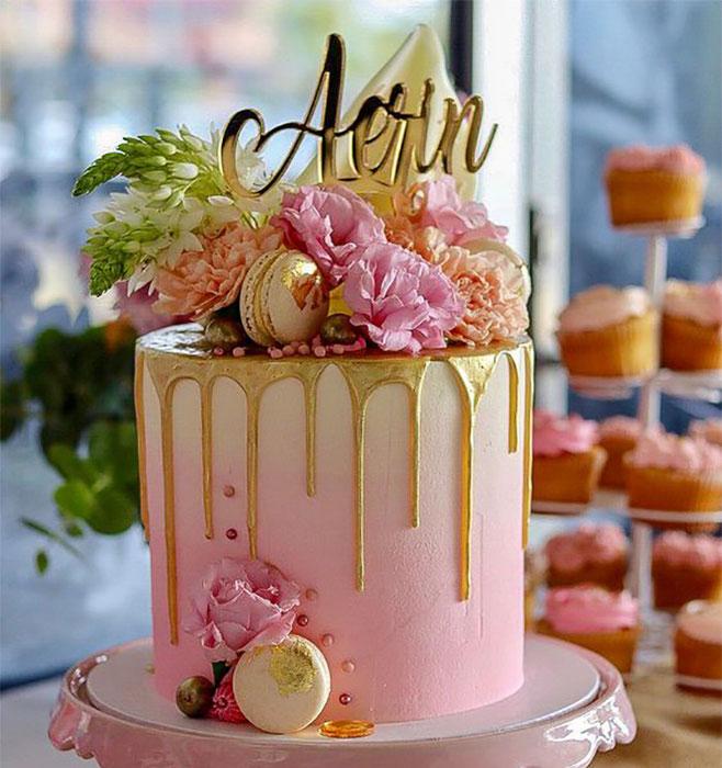 torta cumpleaños de mujer