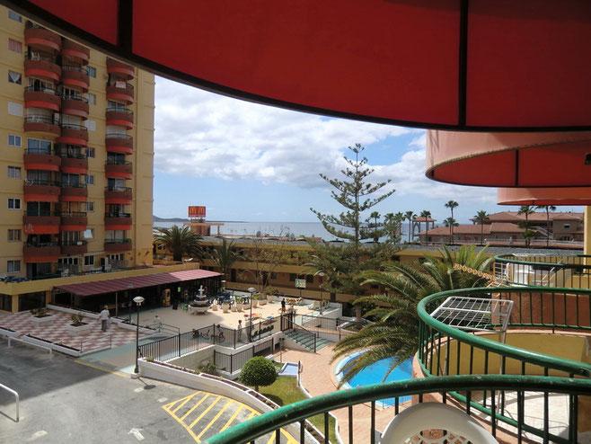 langzeitapartment für Urlaub am Strand ideal auch zum überwintern in Los Cristianos auf teneriffa