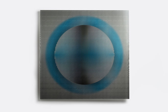 Gibarian's window | silk printed, laminated glass | 50 x 50 cm | 2014 | ●