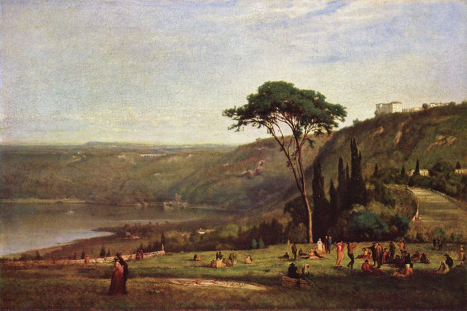 George Inness 1869, Washington D.C., Phillips Collection