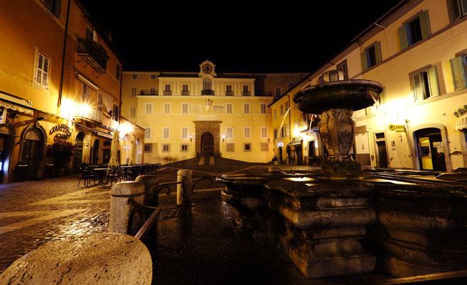 Palazzo Pontificio di Castel Gandolfo ©Danluc