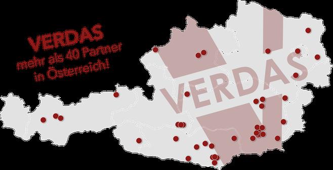 VERDAS Versicherungsagenturen in Österreich