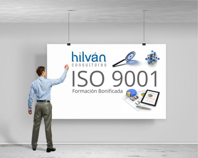 Formación bonificable. Curso Gratuitos ISO 9001 ISO 14001 2015 - 2018 VALENCIA CASTELLON ALICANTE.