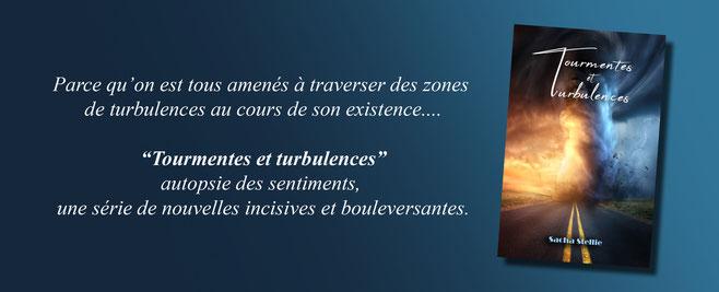 sacha stellie; concours; tourmentes et turbulences; feel good book; auteur; que lire, sortie litteraire; nouveaux auteurs