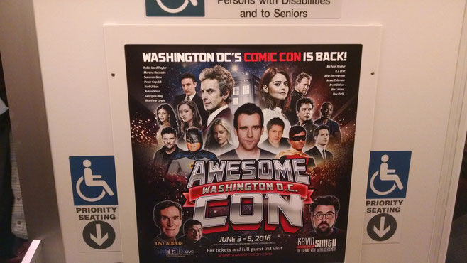 Awesome Con DC Metro Poster