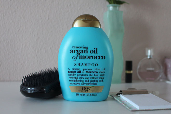 Bild : Renewing Argan Oil of Morocco  Shampoo