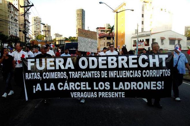 Antikorruptions demo