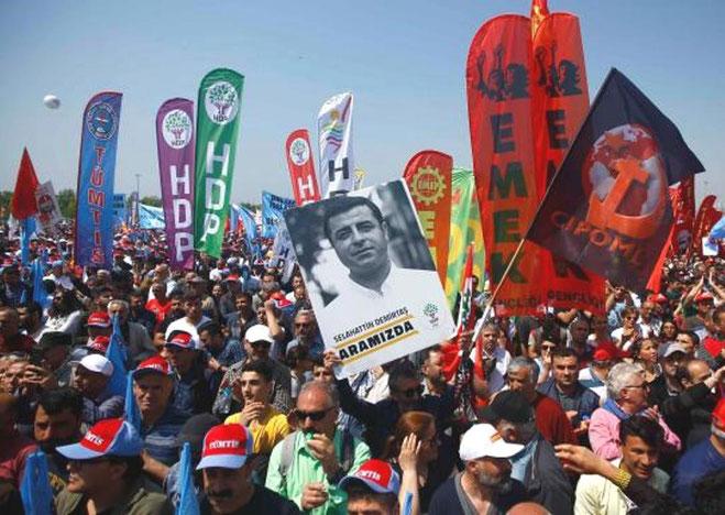 Solidaritet med Selahattin Demirtas