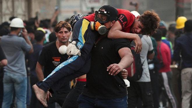 Bagdad, d. 17. november 2019