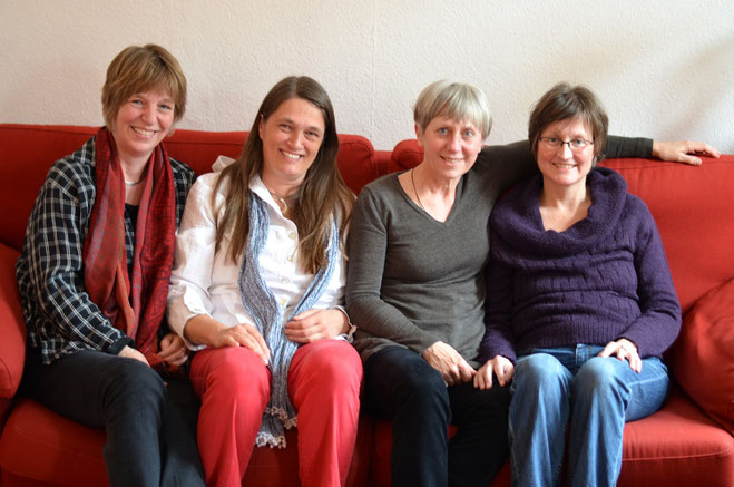 Das Frauengottesdienst-Team 2013
