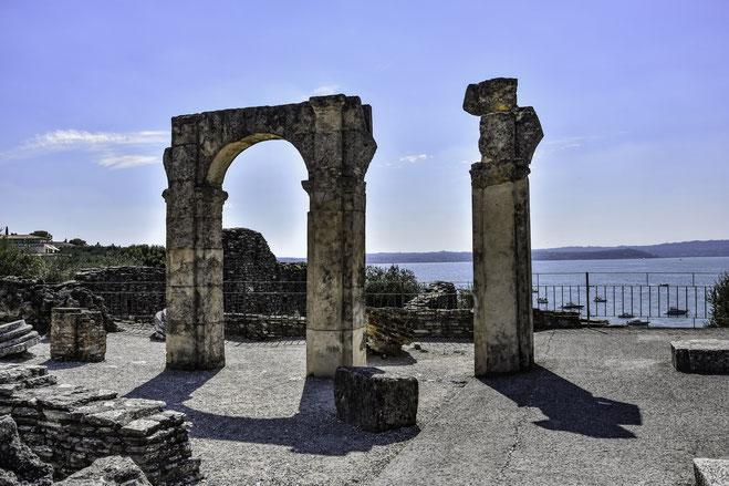 Vestigia Romane a Sirmione
