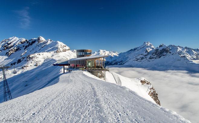 Panoramarestaurant Alpentower (Mit Klick auf das Foto wirst Du auf die Webseite des Restaurants weitergeleitet)