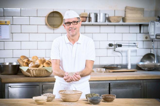 Bäckermeister Peter Wund Backstube Lustenau