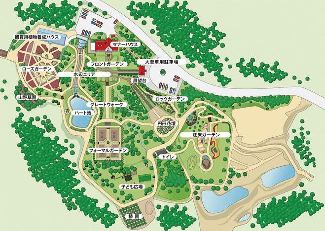 ガーデンマップ
