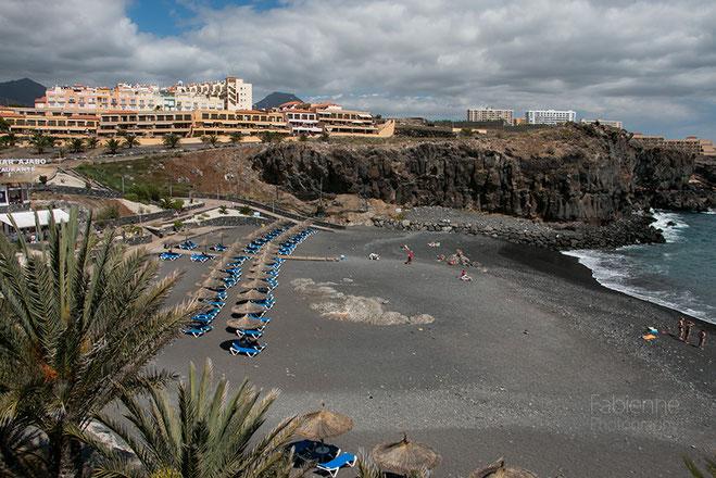 Promenade überhalb vom Strand nach Playa Paraiso
