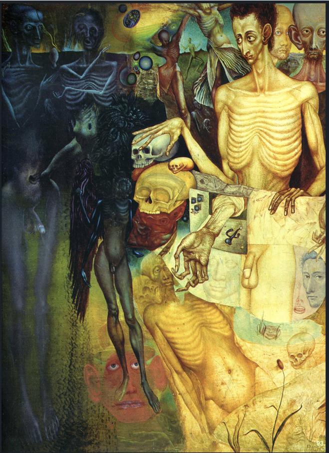 『Transformations of Flesh 』1949年