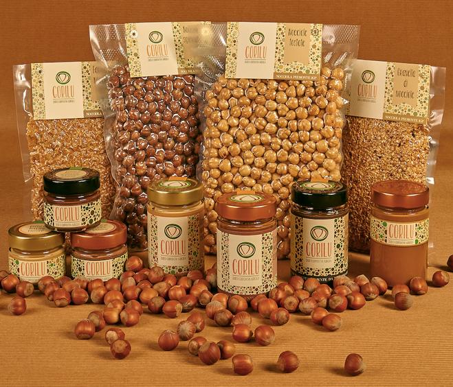 Vendita prodotti Nocciole Piemonte