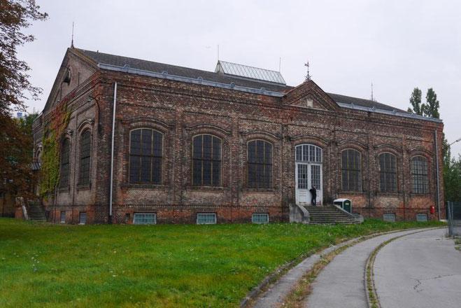 Dieselkraftwerkshalle (Dieselzentrale), Schwechater Brauerei