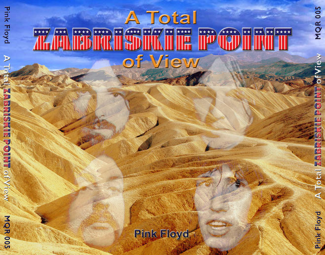 Pink Floyd - A Total Zabriskie Point of View - The Complete Collection - MQR 005