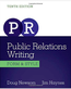 public relations writing doug newsom