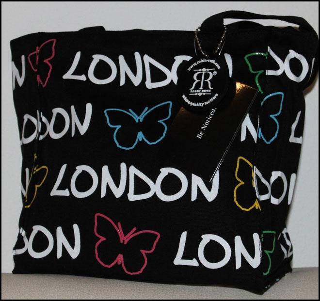 """Kleine Tasche London """"Schmetterling"""""""